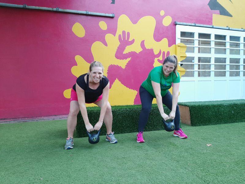 sportieve zwangerschapscursus Breda, coretraining belcrum