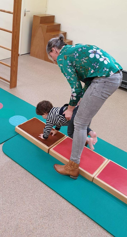 Kinderfysiotherapie Ginneken Breda