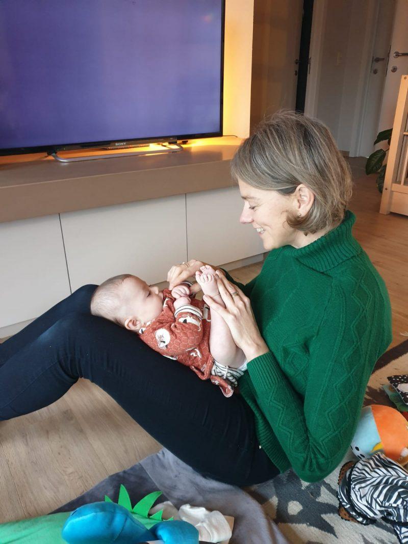 Babyfysiotherapie Kinderfysiotherapie Breda