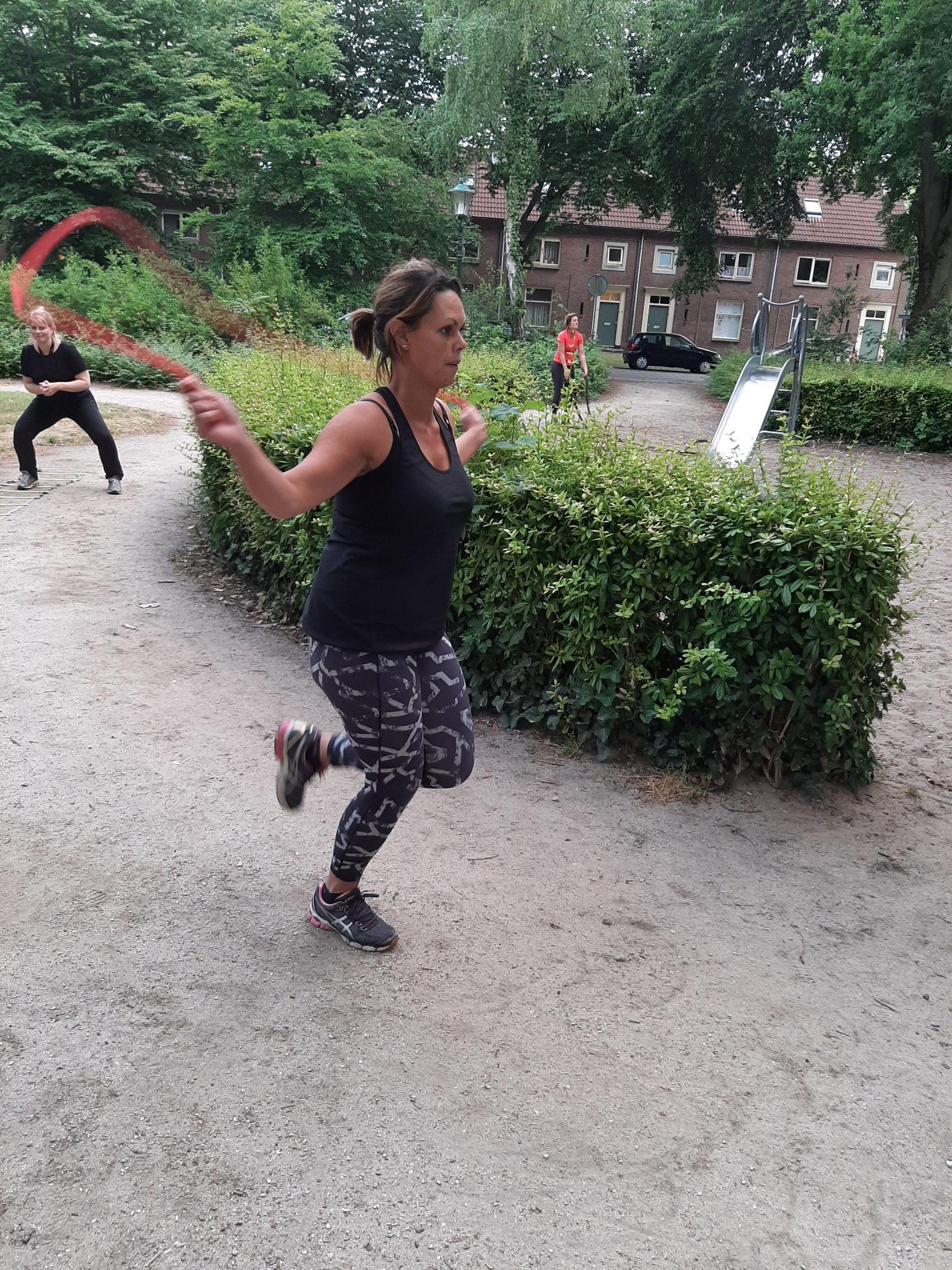 Mamafit Breda, sporten na de zwangerschap