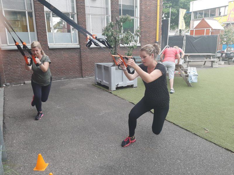 Zwanger en fit , verantwoord fit blijven tijdens de zwangerschao verantwoord trainen , ook met bekkenklachten