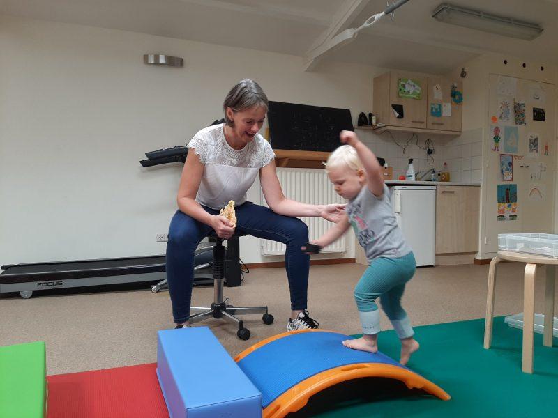 Kinderfysiotherapie ginneken , grove motoriek, balans