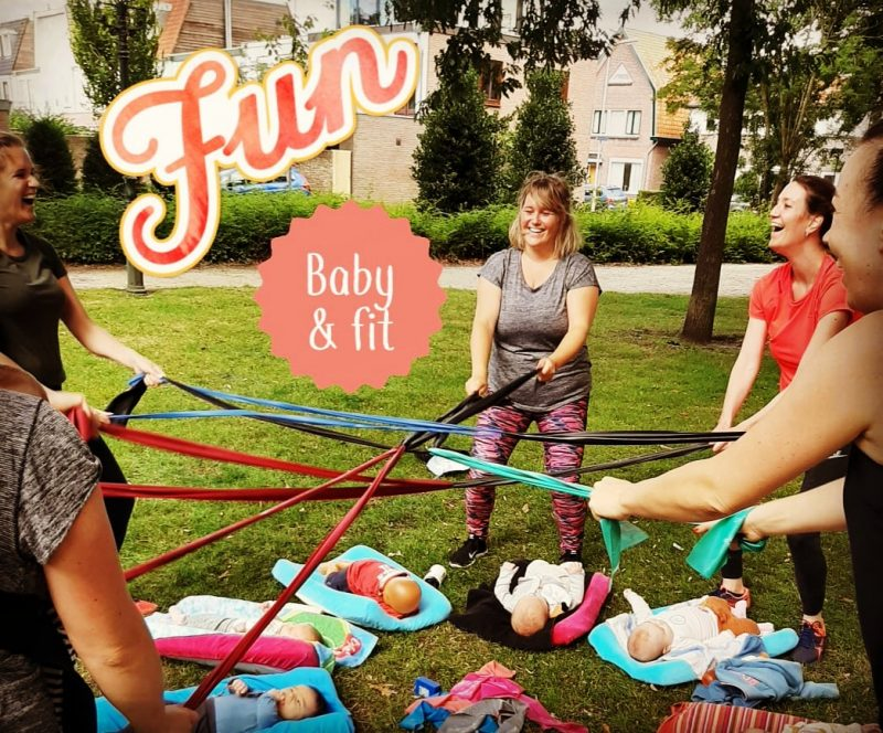 Babyfit Motorische ontwikkeling, core stabilitie , herstellen na de zwangerschap
