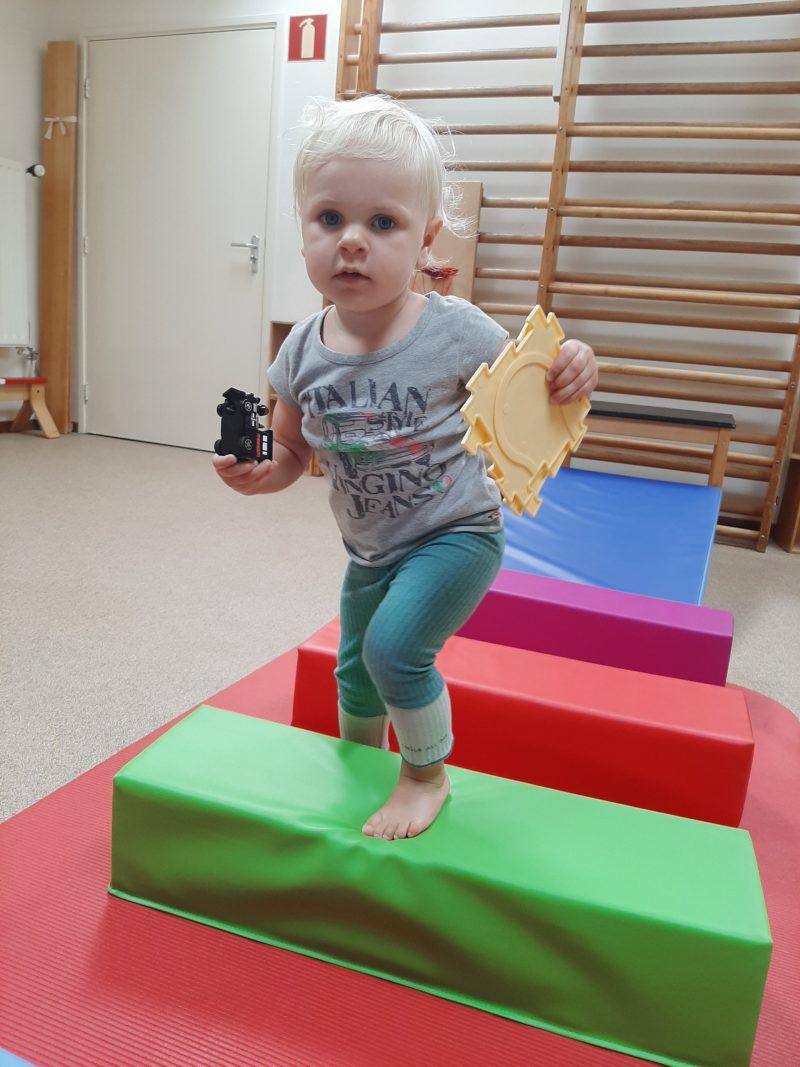 Kinderfysiotherapie Breda, Kinderfysiotherapie Dorst kinderfysiotherapie Ginneken, motorische ontwikkeling, grove motoriek, balans, evenwicht peuters