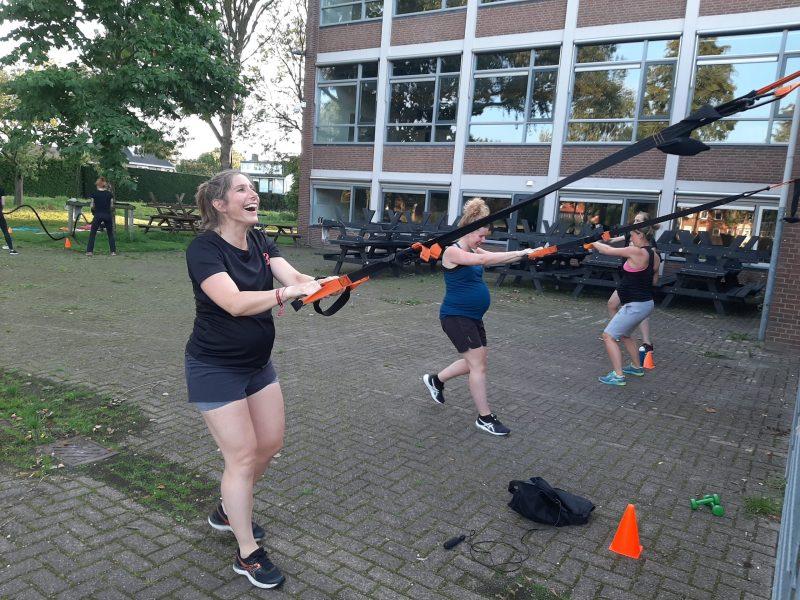 zwangerfit zwanger en fit Breda, Mama & Co, sporten tijdens je zwangerschap, verantwoord sporten